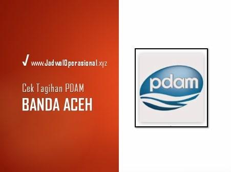 Cek Tagihan PDAM Banda Aceh