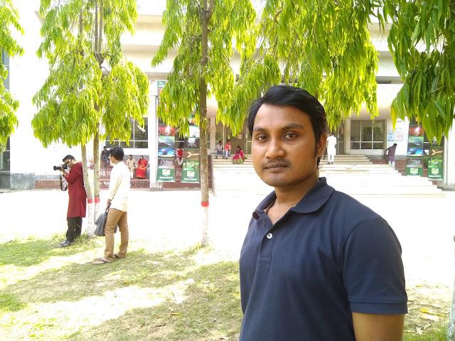 Pohela Boishakh Celebration with Zobayer