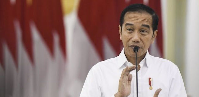 Presiden Joko Widodo Tetap Negatif Walau Sempat Bertemu Achmad Purnomo