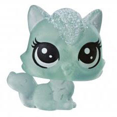LPS Series 4 Frosted Wonderland Surprise Pair Kitten Cat (#No#) Pet