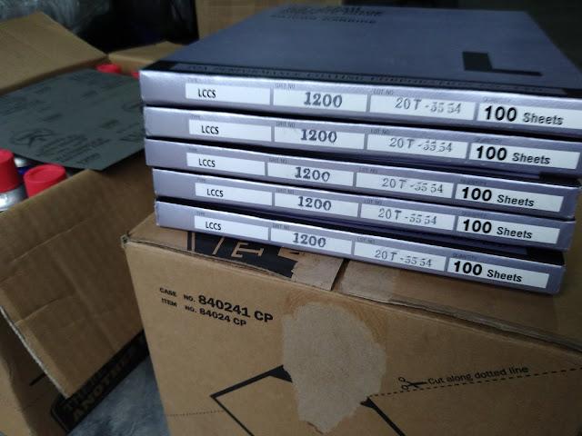 giấy ráp Fuji Star 1200cc-cw 100 tờ/ bọc