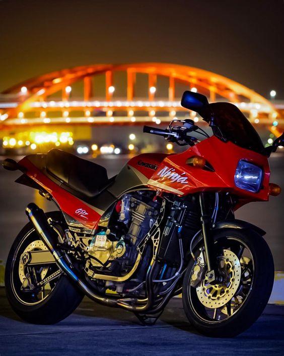 Custom Kawasaki GPZ900R