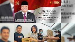 HBK Salurkan Paket Makanan Tambahan untuk Jaga Nutrisi Ibu Hamil di P. Lombok