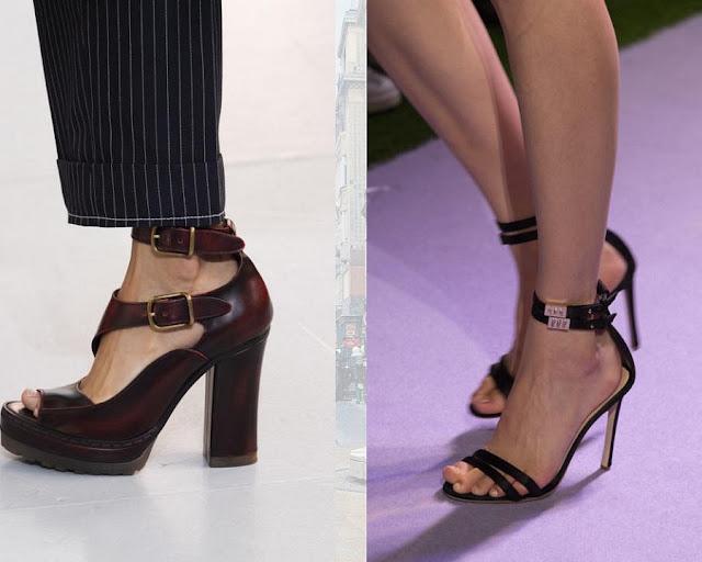 Модная обувь весна-лето 2020 2-1