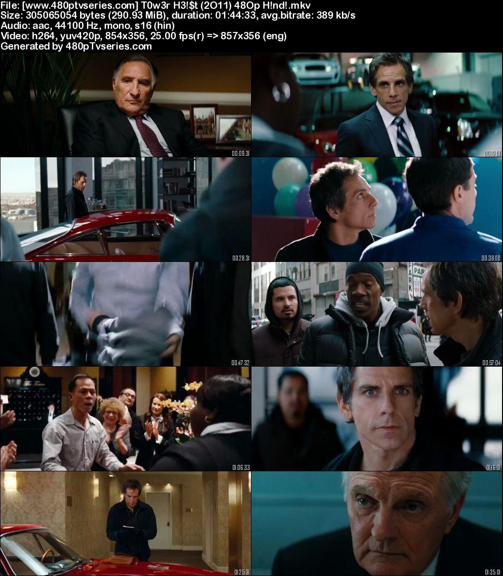 Tower Heist (2011) 300MB Full Hindi Dual Audio Movie Download 480p Bluray Free Watch Online Full Movie Download Worldfree4u 9xmovies