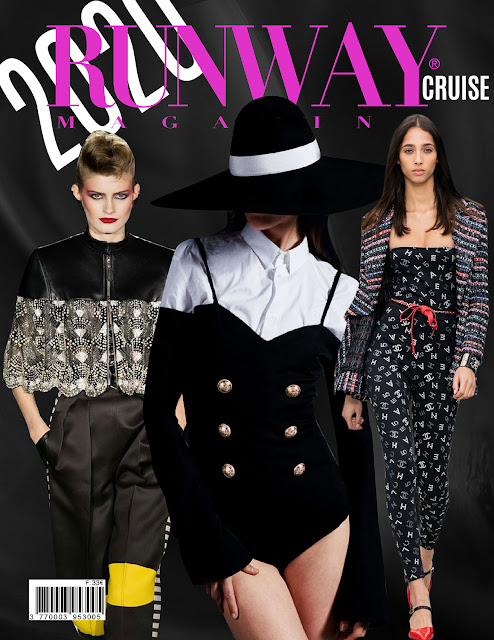 Runway Magazine 2020 Paris Cruise Resort