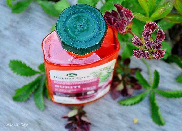 Farmona Herbal Care Natłuszczający olejek do kąpieli i pod prysznic BURITI recenzja