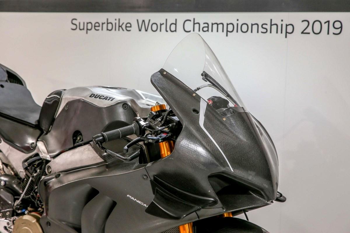 EICMA 2018 : Ducati perkenalkan Panigale V4 RS19 untuk melakukan epic comeback di WSBK !