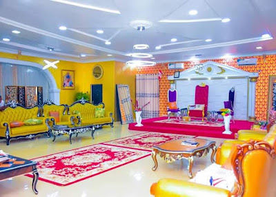 oluwo of iwo palace pictures