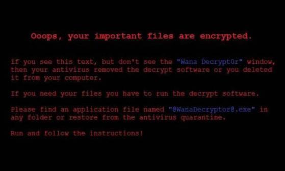 Cara memperbaiki kamputer terkena Ransomware WannaCry?