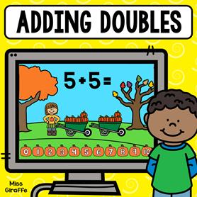 Adding doubles activities