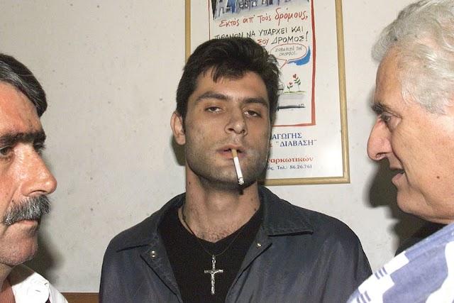 Παντελής Καζάκος: Ο serial killer που σκότωνε μόνο αλλοδαπούς