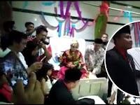 Terharu, Dua Sejoli Menikah di Rumah Sakit, Kaki Mempelai Wanita Sempat Terancam di Amputasi