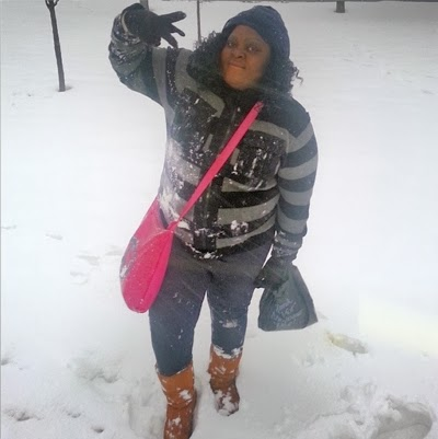 eniola badmus america snow