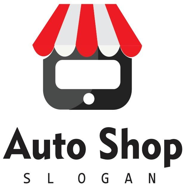 graphic design logo company online shop