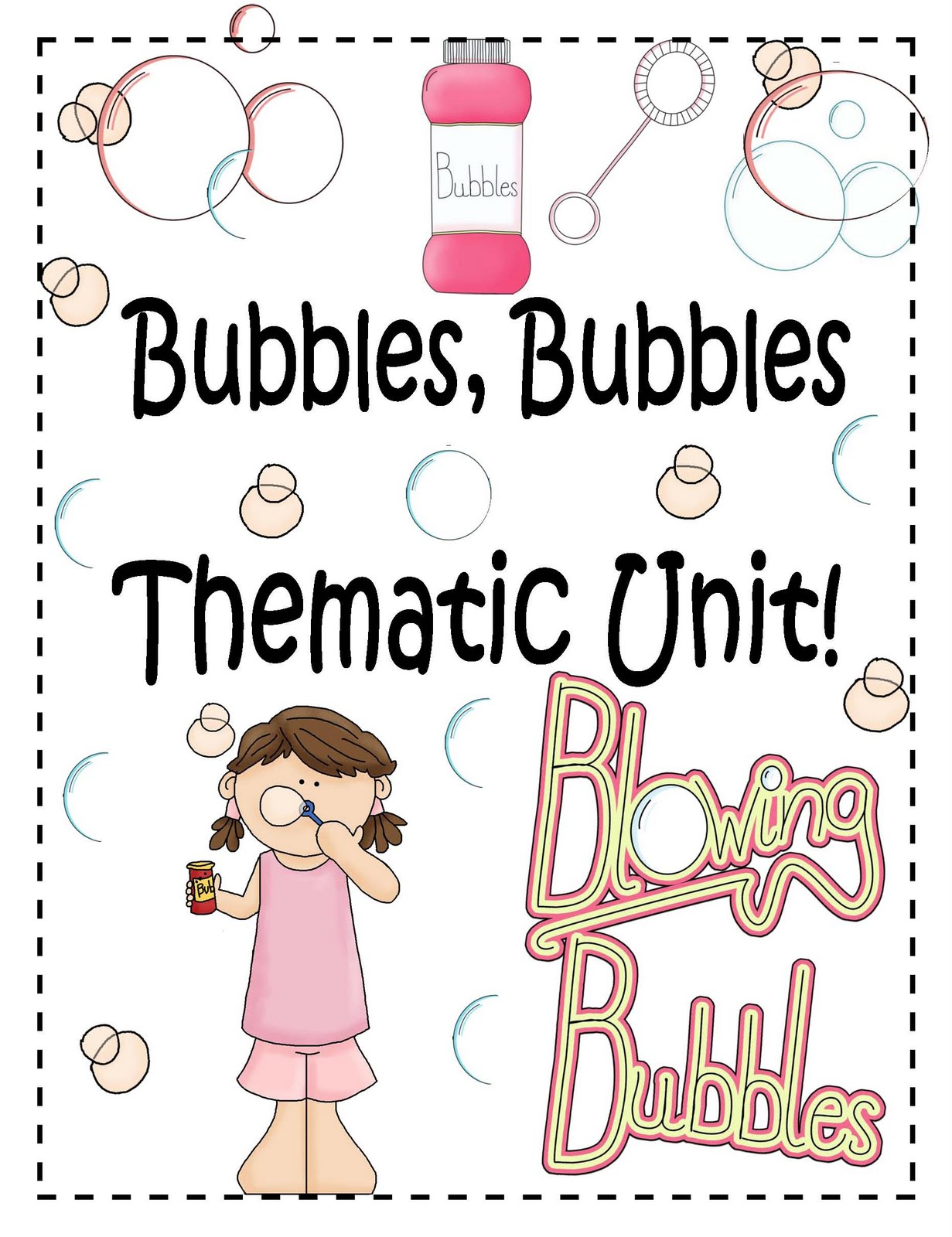 Engaging Lessons And Activities Bubbles Science End Of