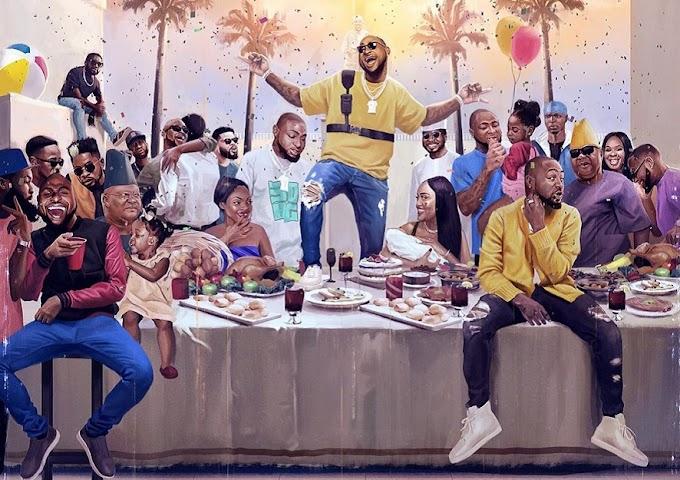 Davido's 'A Good Time' album scores over 1 billion streams on all platforms