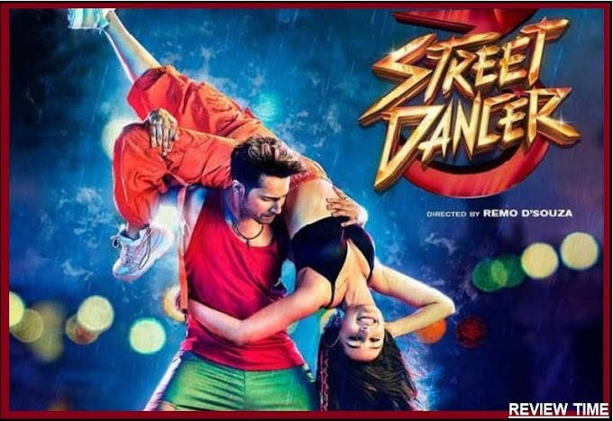 Street Dancer 3D Movie | Trailer, Songs, Review