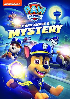 PAW Patrol Pups Chase a Mystery 2019 DVD R1 NTSC LATINO