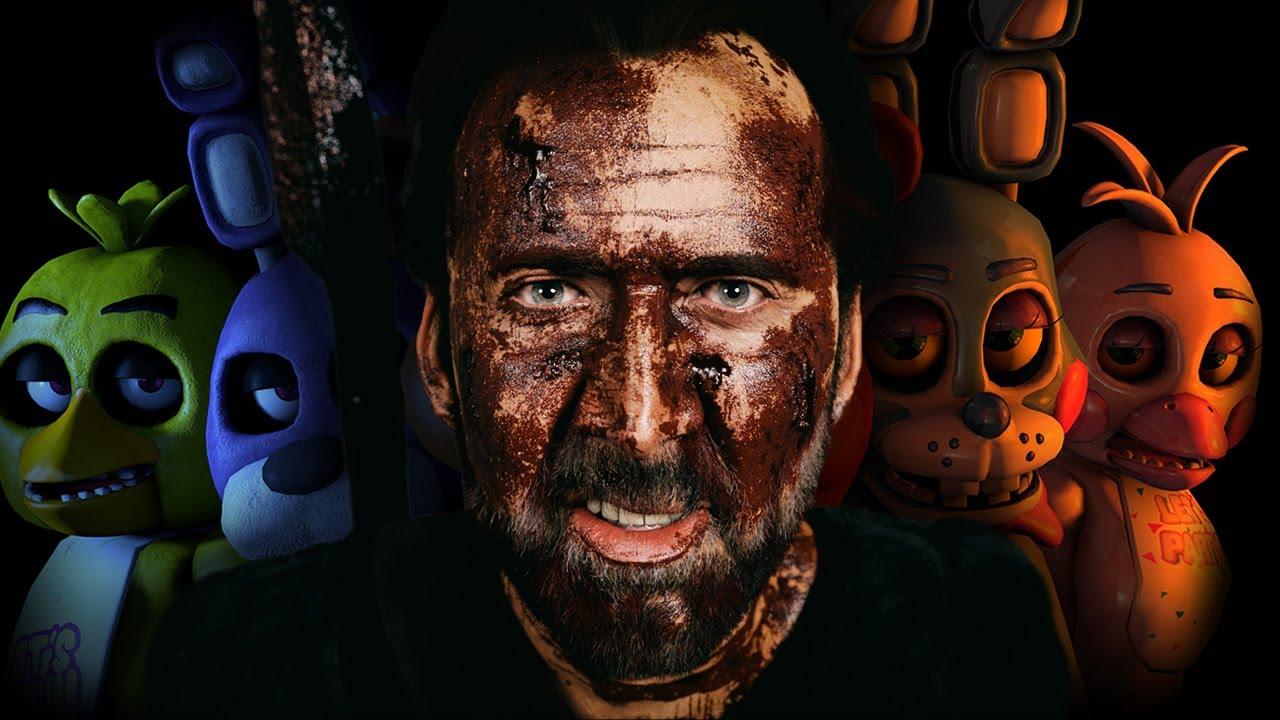 Nicolas Cage 'gõ đầu' gấu bông bị quỷ ám trong Willy's Wonderland