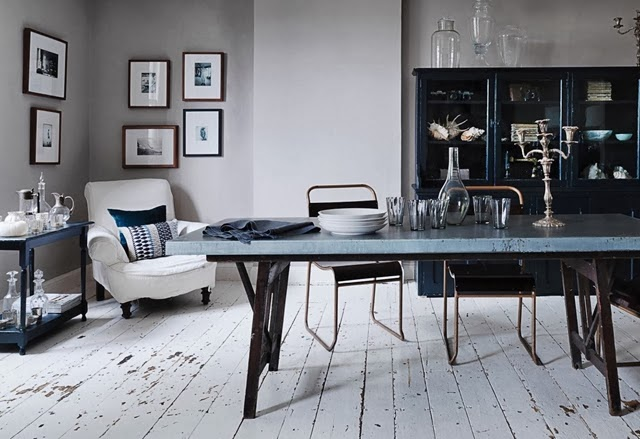 ma maison au naturel c 39 est une maison bleue. Black Bedroom Furniture Sets. Home Design Ideas