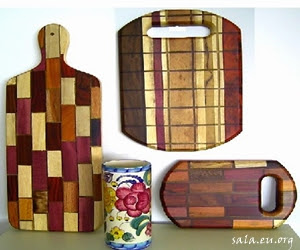 Examples of Wooden Handicraft Ideas