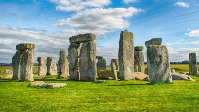 The megaliths built an ancient temple as heavy as three Boeing planes