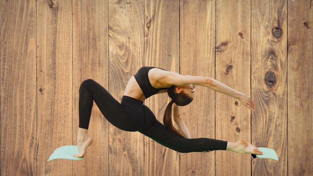 Increase Body Flexibility.