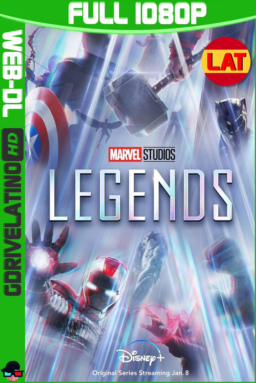 Leyendas de Marvel Studios: Black Widow (2021) DSNY+ Temporada 01 [09/09] WEB-DL 1080p Latino-Ingles MKV