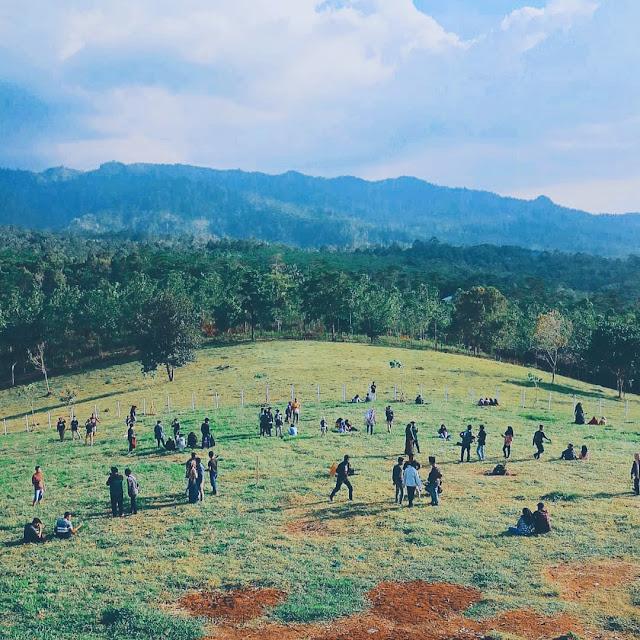 Lokasi dan Tiket Masuk Wisata Agro Bukit Waruwangi Serang Terbaru