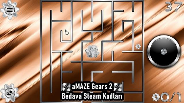 aMAZE-Gears-2-Bedava-Steam-Kodlari