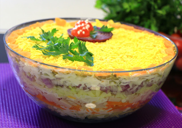 Mimoza-salata-recept-video