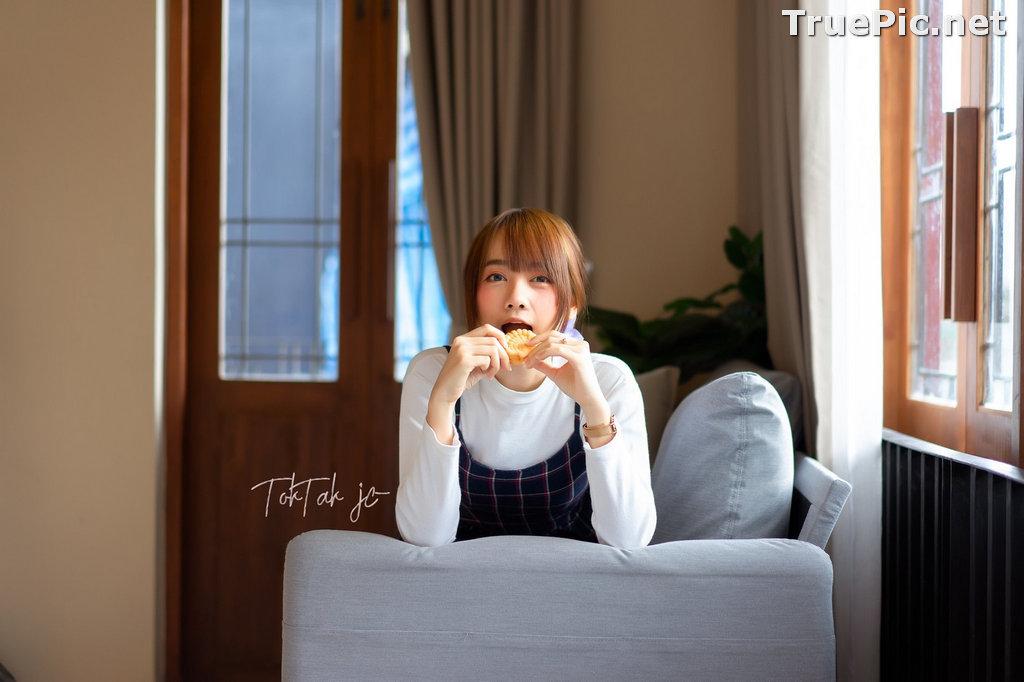 Image Thailand Model - Fenfern Aeryingsak - Cute School Girl - TruePic.net - Picture-9