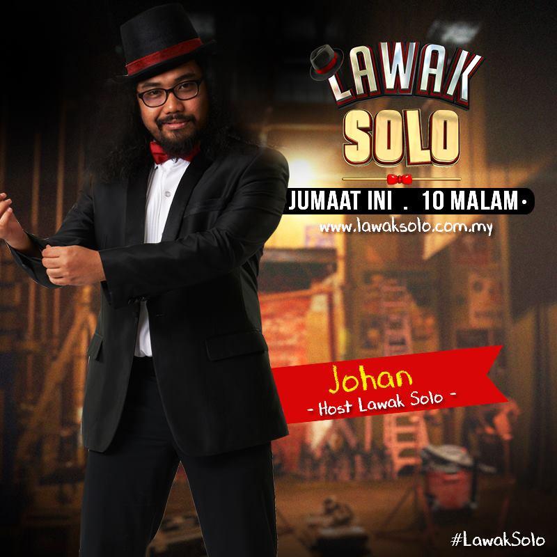 Program Lawak Solo 2016 (Astro Warna)