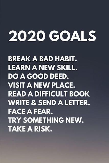 नया साल मुबारक हो new 2020 के लक्ष्यों के साथ 2020 की शुभकामनाएं