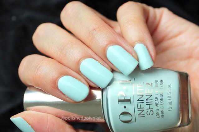 OPI Mexico City Move-Mint nail polish