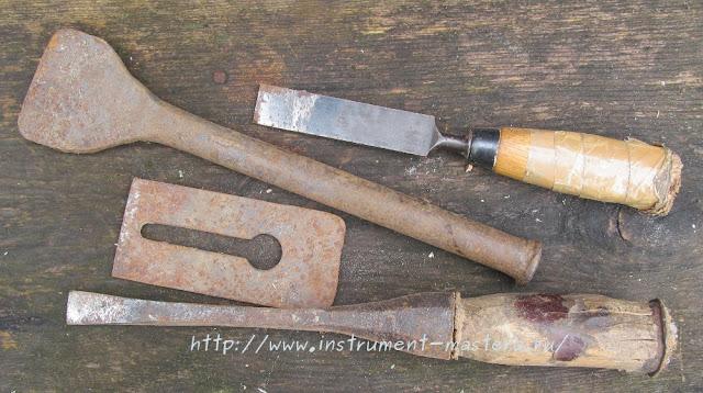 старые ручные инструменты