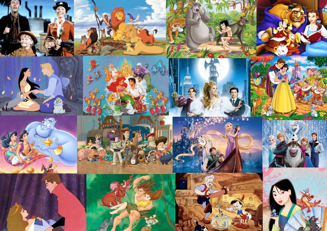 MAJOR MAESTRO: Best Disney Songs of All Time