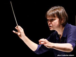 Alice Farnham, artistic director of Women Conductors, © Catherine Ashmore