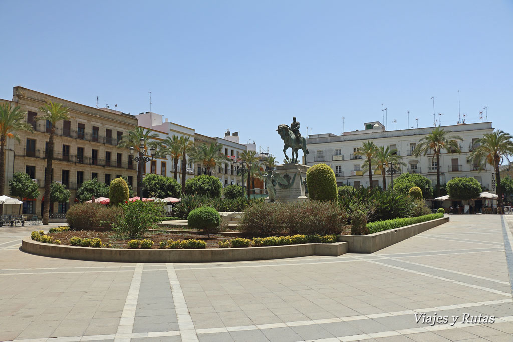 plaza del Arenal de Jerez