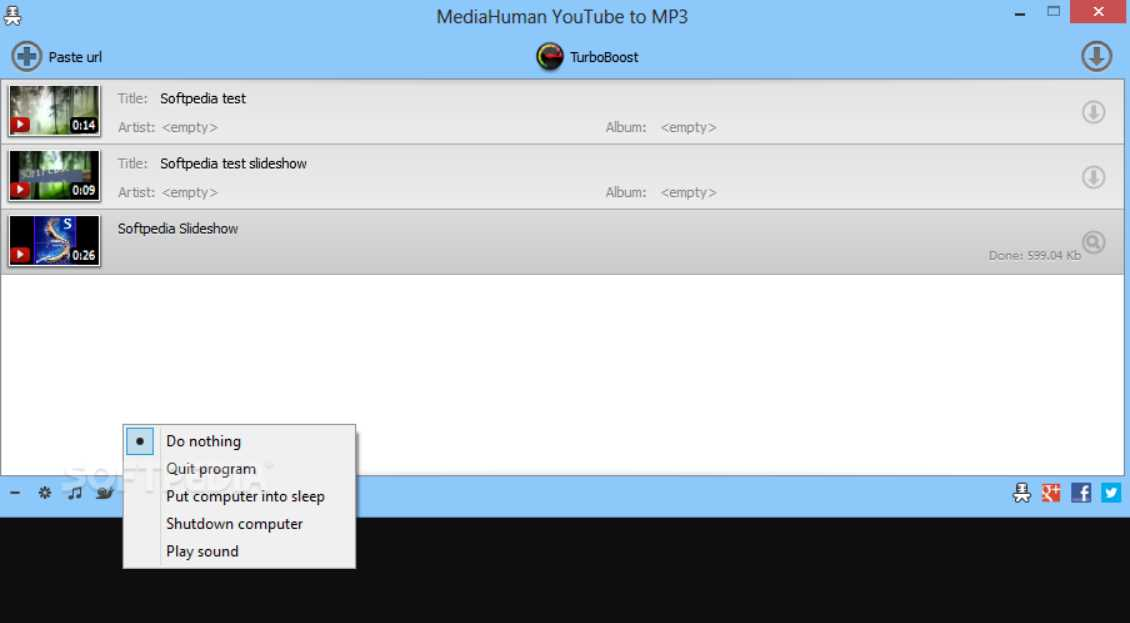 MediaHuman YouTube to MP3 Converter 3.9.9.32 poster box cover