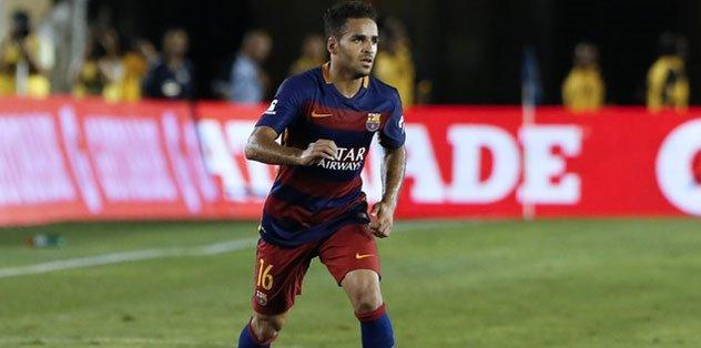 Douglas Pereira Beşiktaş'a imzayı attı