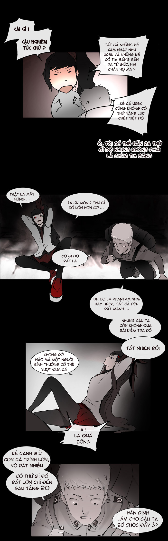 Tower of God chapter 2 trang 6