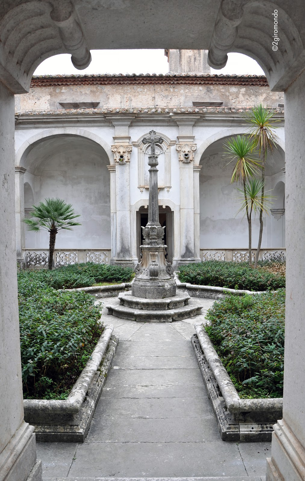 Certosa di San Lorenzo, Padula