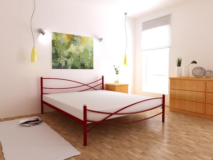 Кровать  металлическая Джулия 120х190/200  ТМ MegaOpt