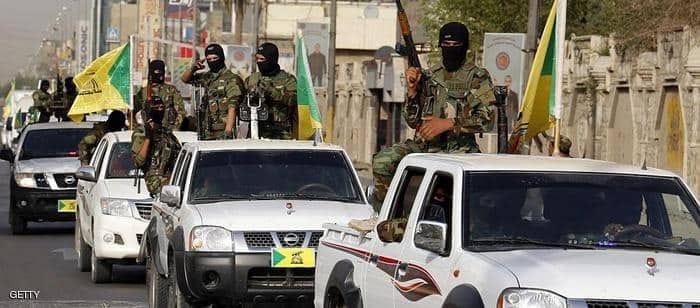 عناصر من ميليشيا كتائب حزب الله العراقي امر  باعتقال القيادي حزب الله أبو علي العسكري