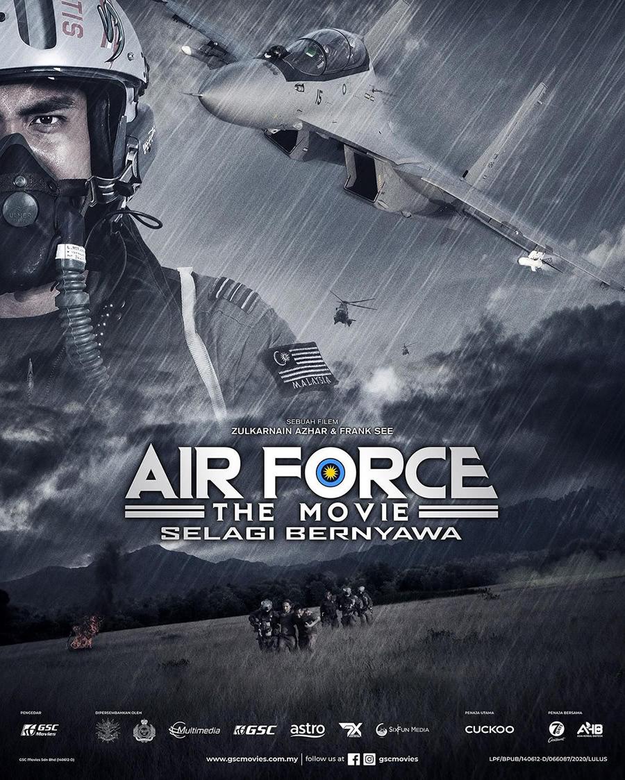 Air Force The Movie Selagi Bernyawa