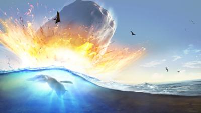 اكتشاف مفاجئ مدفون في 500 مليون سنة من آثار النيزك على الأرض!