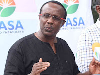 ndiii - NASA Strategist DAVID NDII now reveals why UHURU, RAILA and GIDEON are scared of RUTO to death-No wonder they never want him to be President in 2022