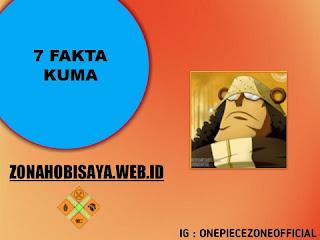 Fakta Kuma One Piece
